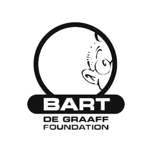 Logo Bart de Graaff Foundation